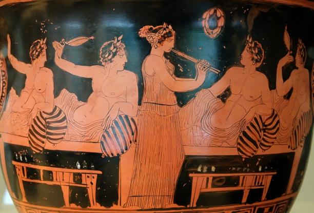 Δημητριακά και ψωμί στην αρχαία Ελλάδα